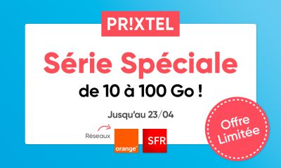 Serie Speciale Prixtel