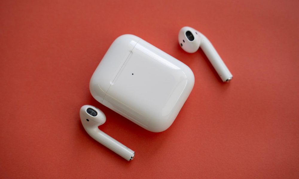 Test Airpods 2 Off