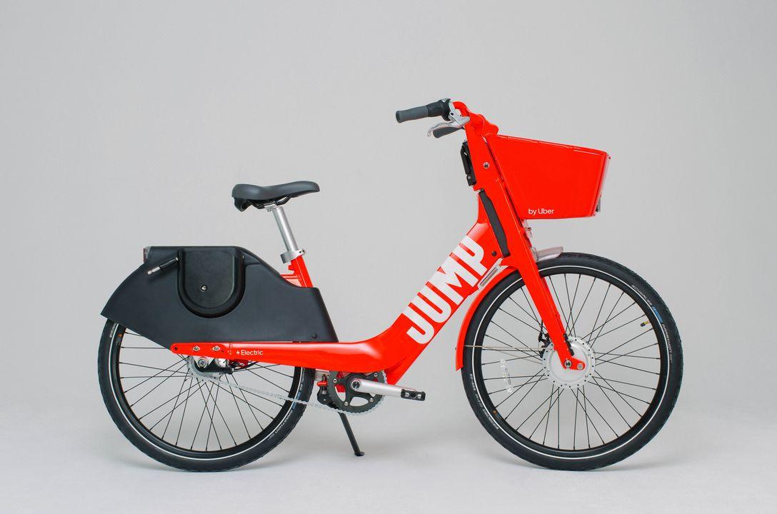 Uber Jump : des vélos et trottinettes électriques en libre-service à Paris