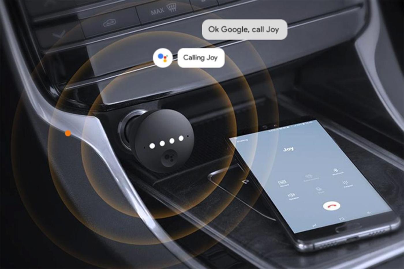 Anker Roav Bolt : le premier accessoire auto de Google