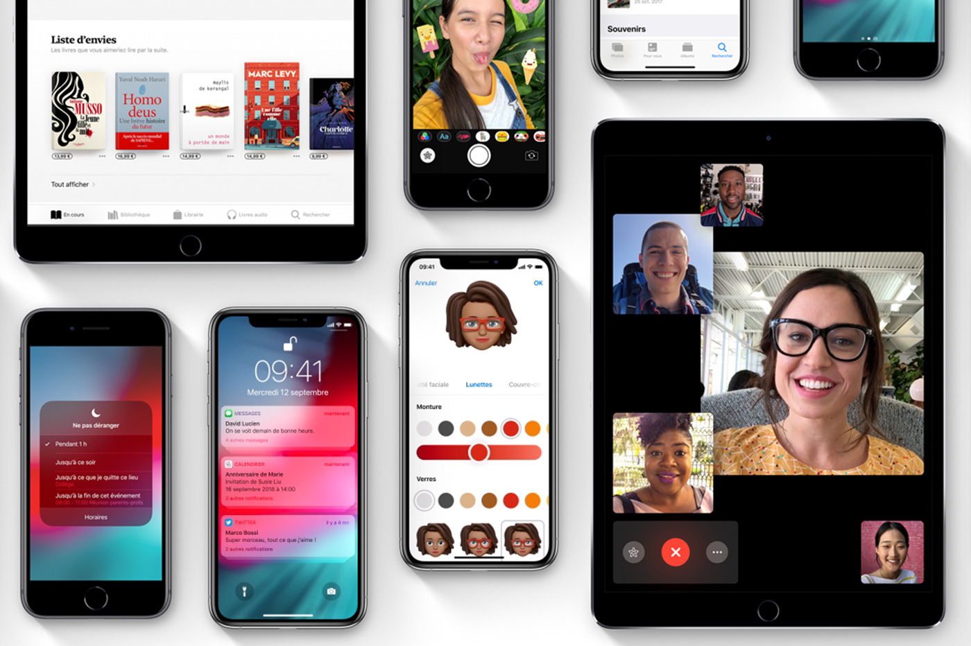 Apple iOS 12 13