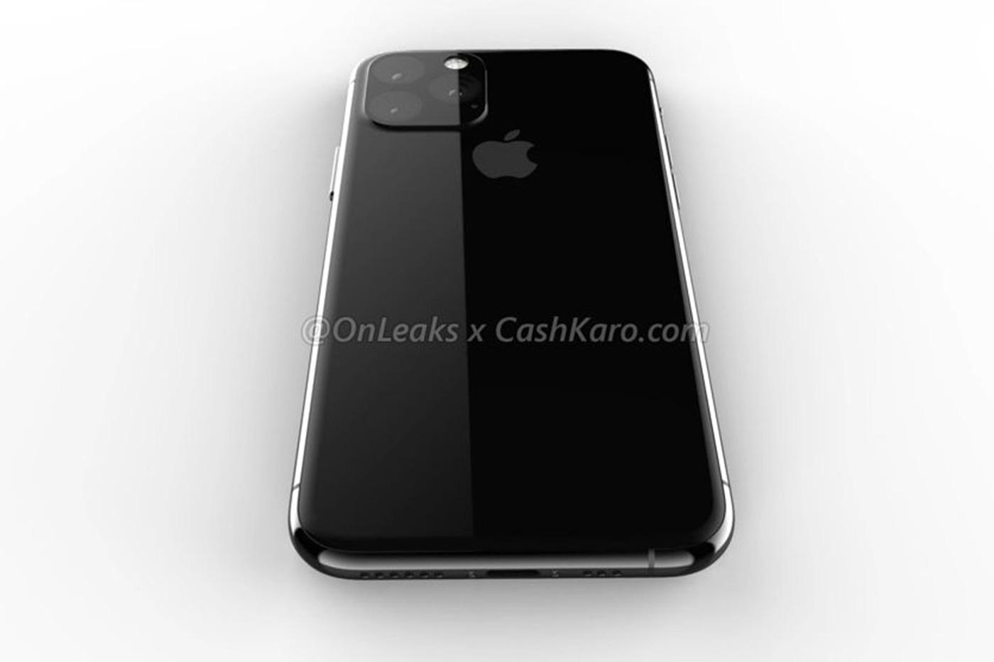 Apple iPhone XI arrière