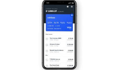 Application Coinbase Card