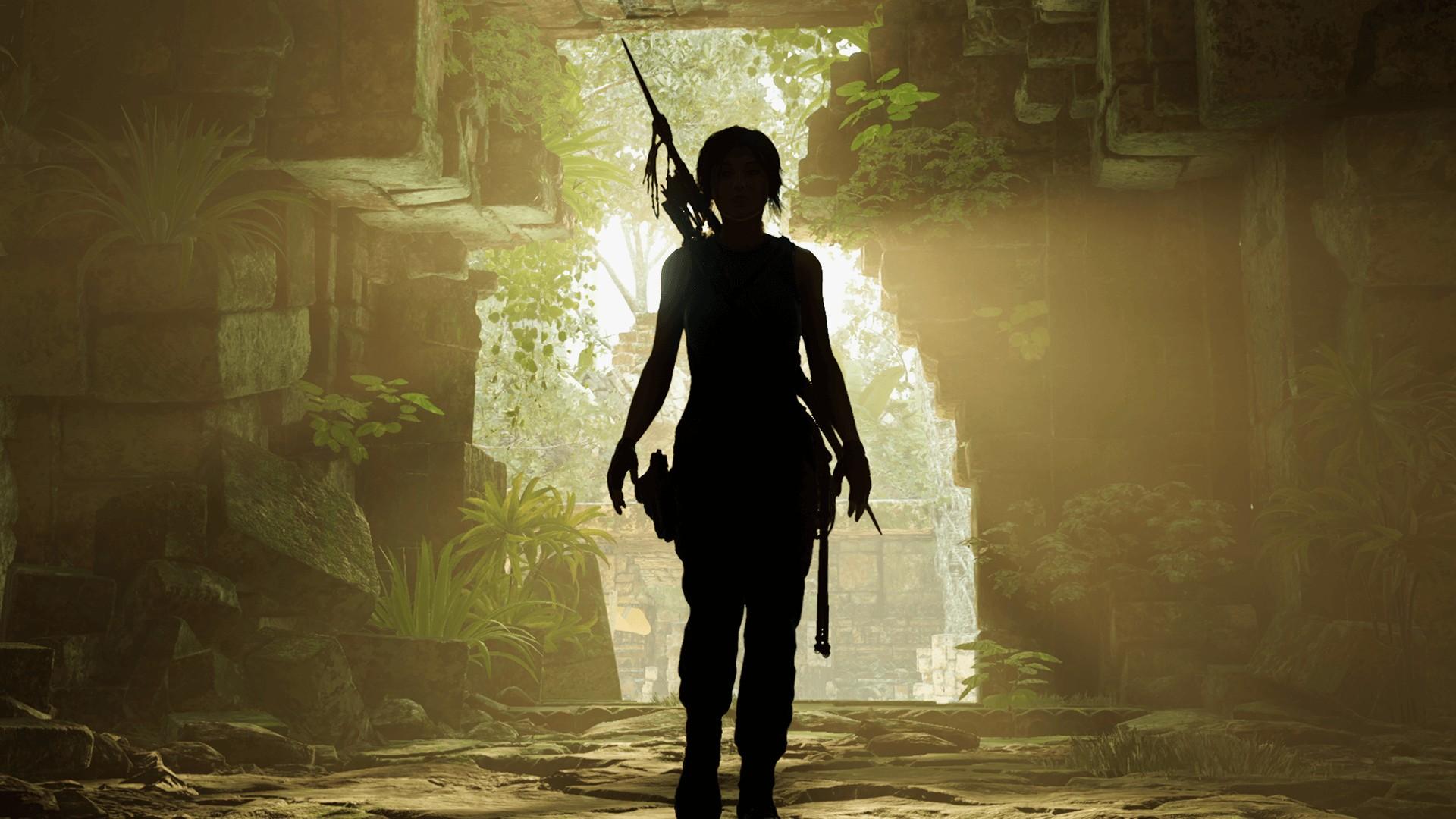Tomb Raider jeu cinéma