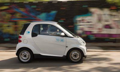 100 voitures en libre-service dérobées à Chicago