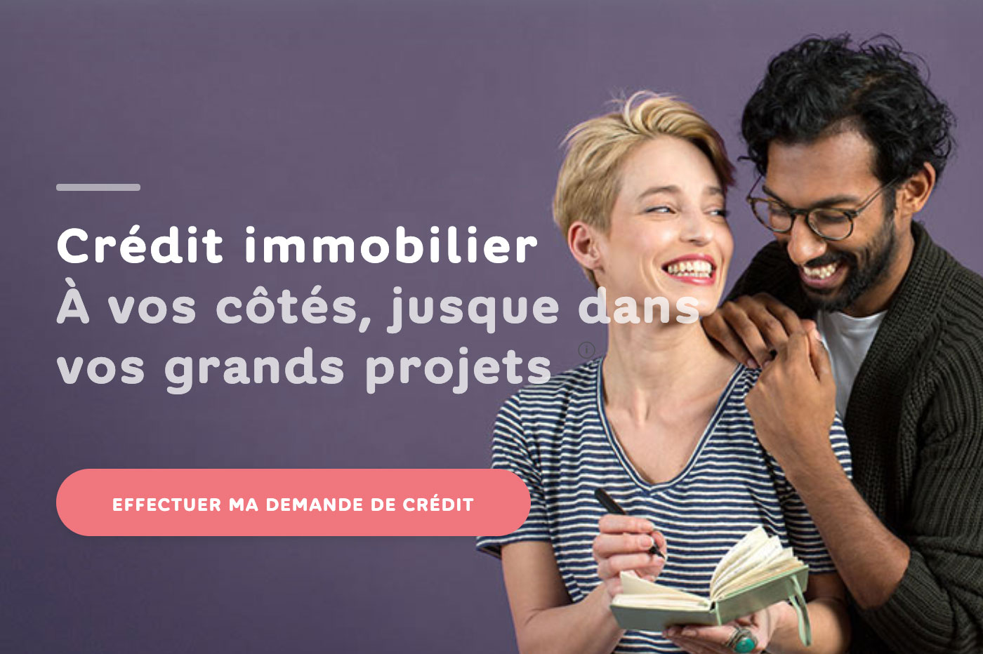 Crédit immobilier Hello bank!