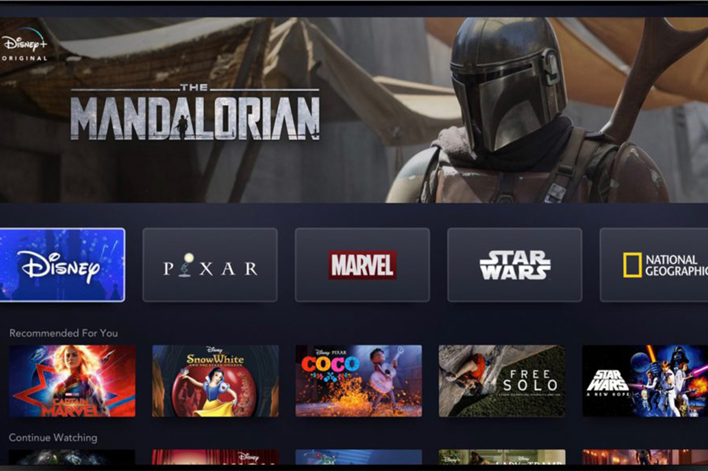 Disney plateforme de streaming
