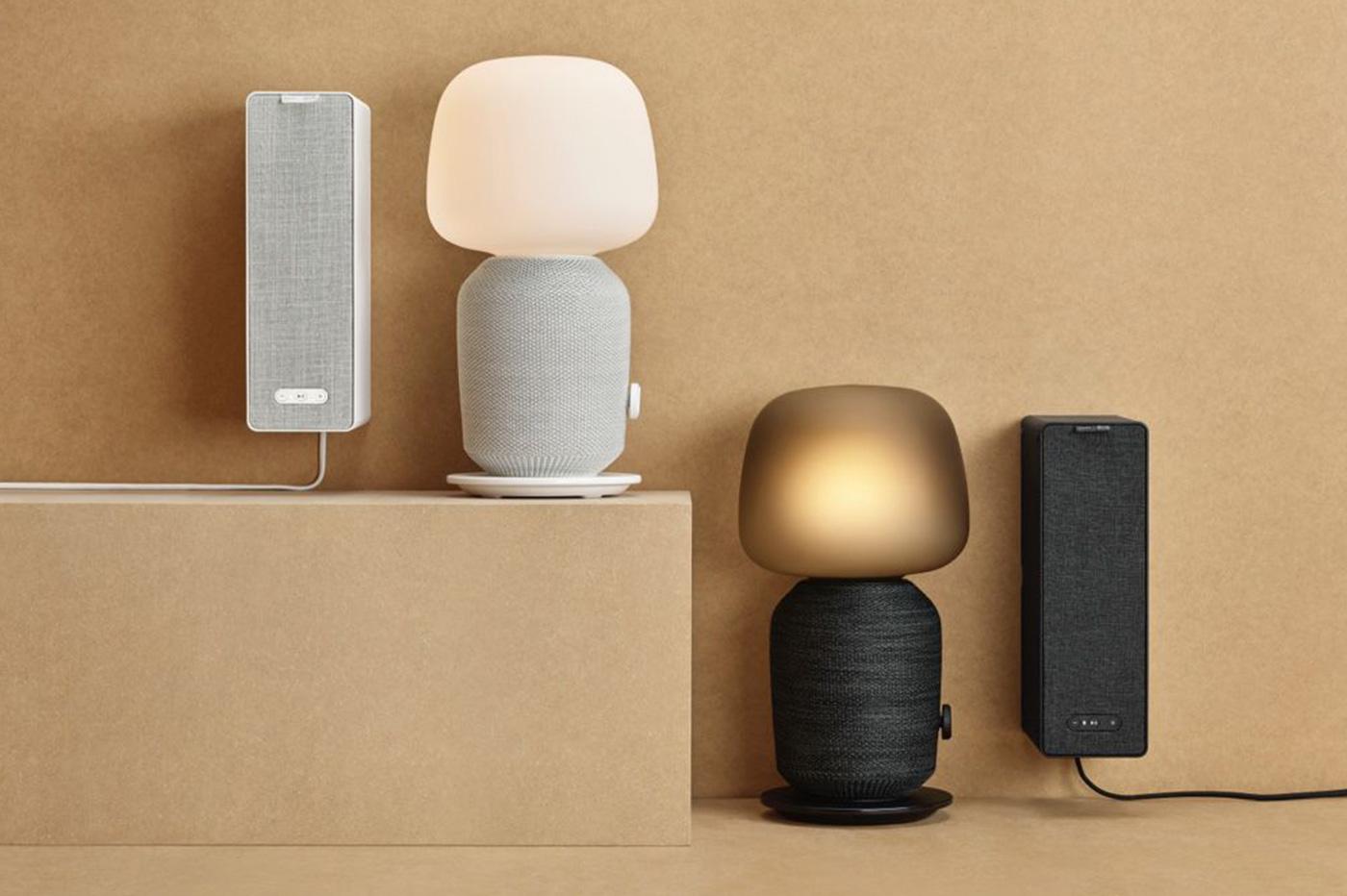 Sonos Et Ikea Presentent Deux Enceintes Symfonisk Avec La