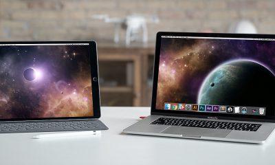 iPad écran macOS