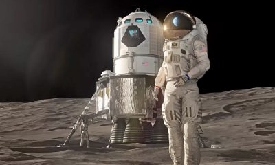 Lune module Lockheed Martin