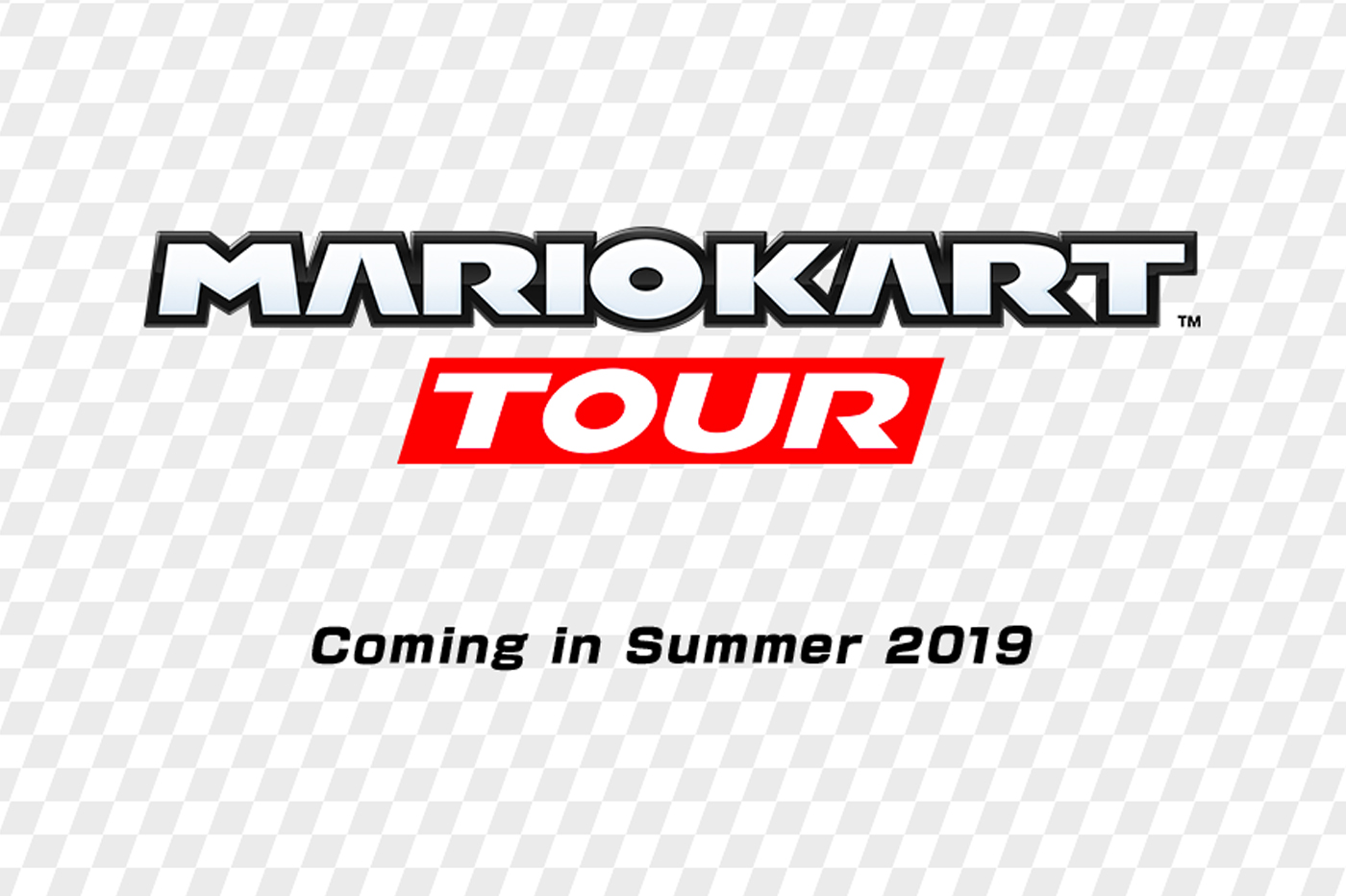 Mario Kart Tour, Beta Printemps, Sortie Ete 2019