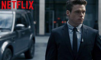 Netflix séries politiques Bodyguard