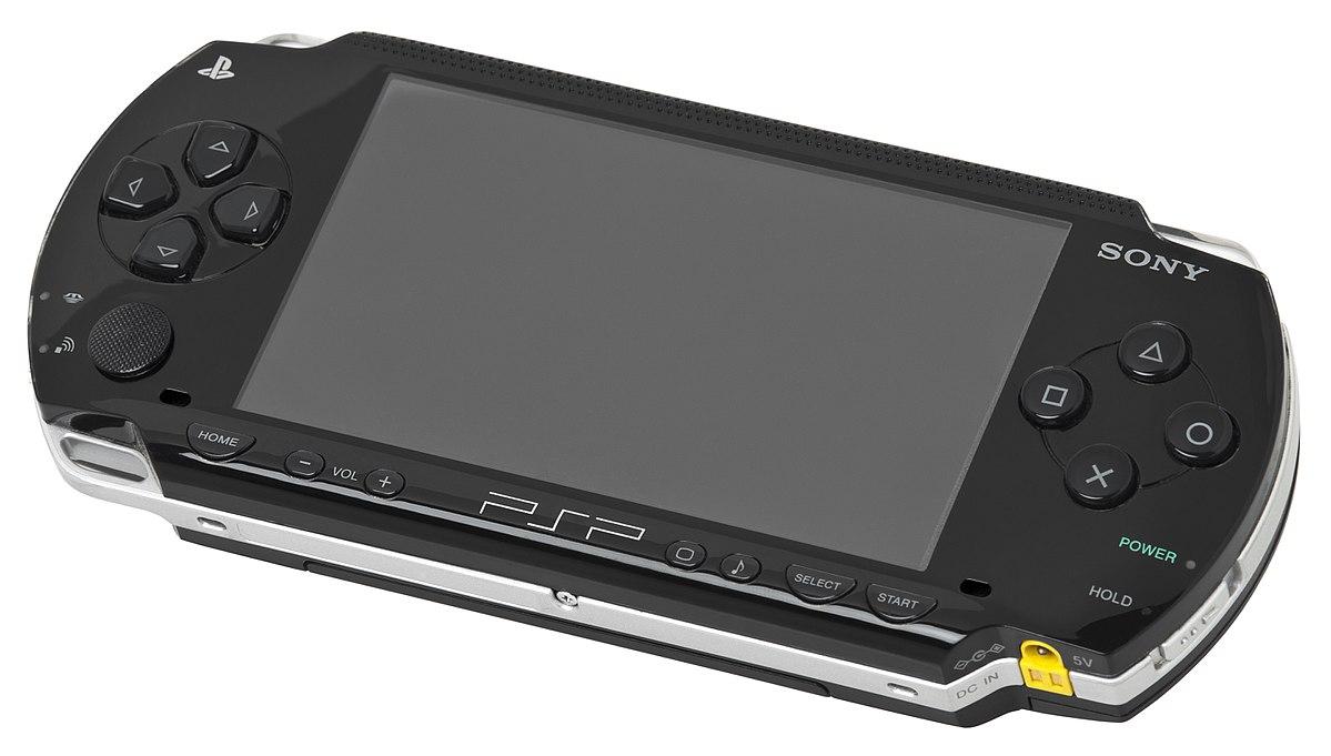 PlayStation Portable 2004