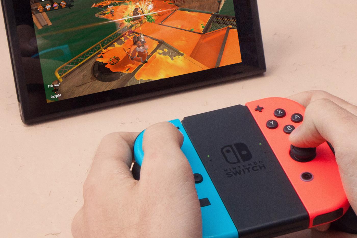 Toujours porté par la Switch, Nintendo dégage un bénéfice en forte hausse