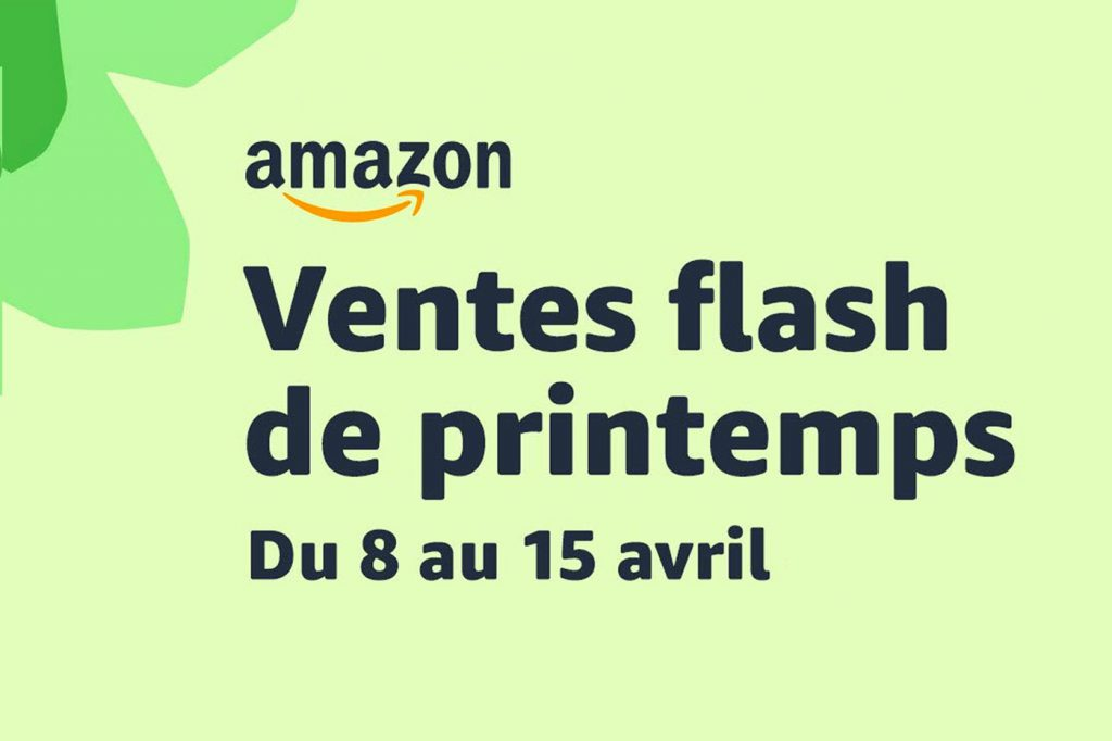 Printemps Amazon vente flash