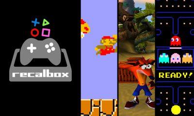 Recalbox : 40 ans de jeux vidéo accessibles à tous