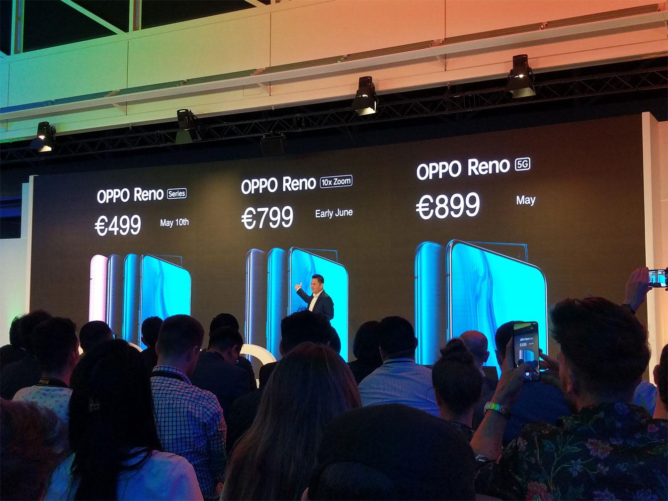 Oppo Reno Prix
