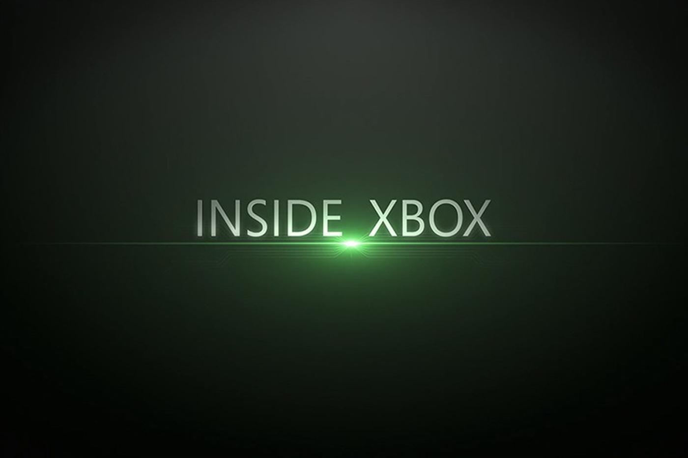 Résumé Inside Xbox Avril 2019