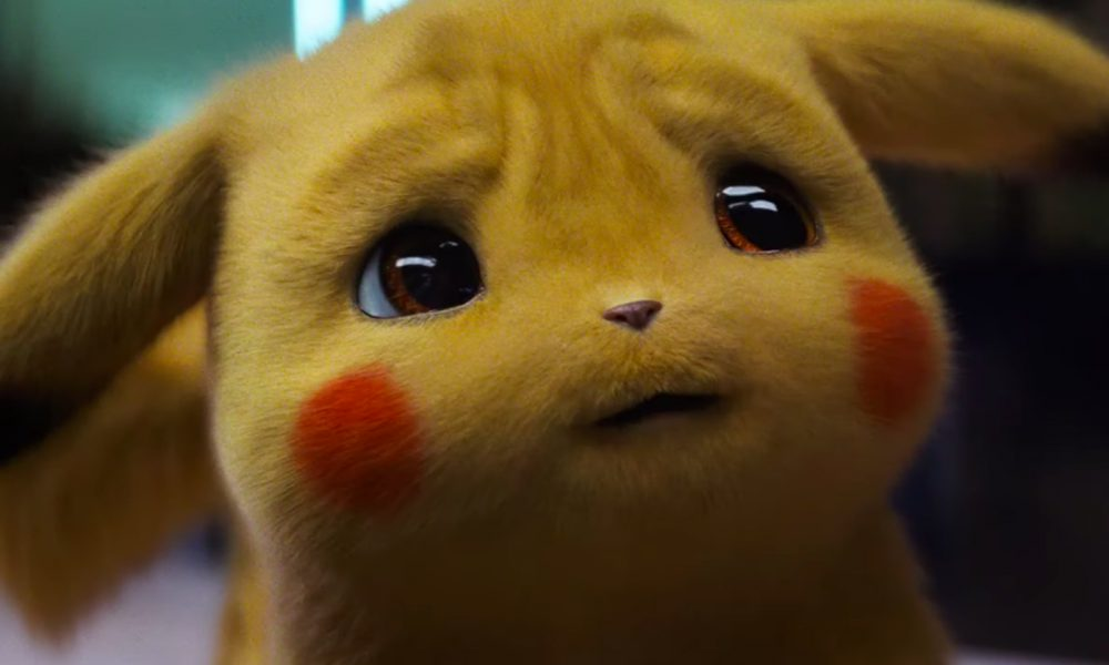 Detective Pikachu bande annonce Ryan Reynolds