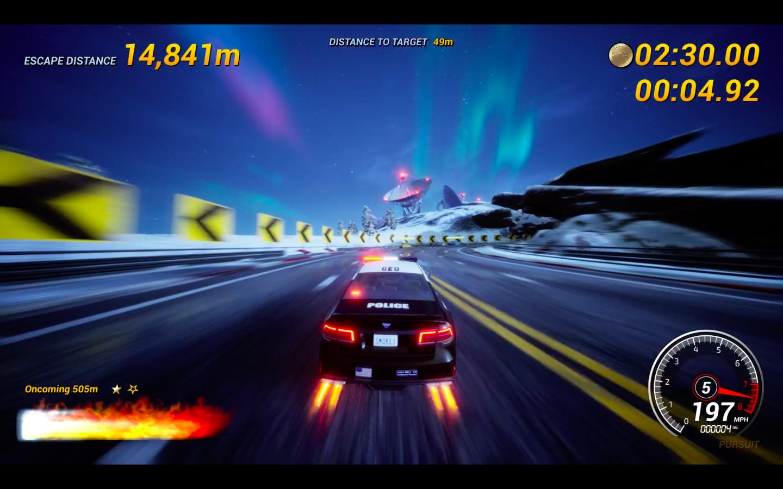 Screenshot Dangerous Driving