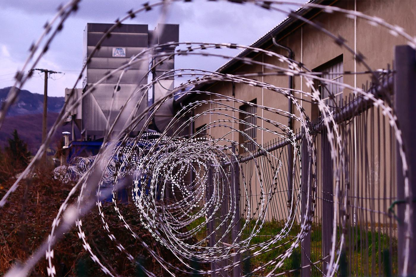 Silk Road prison