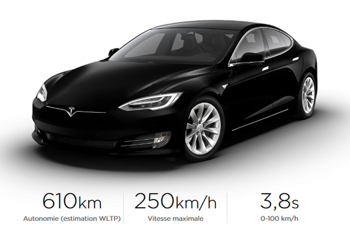 Tesla Model S et X : nouveaux moteurs pour une plus grande autonomie