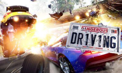 Test Dangerous Driving