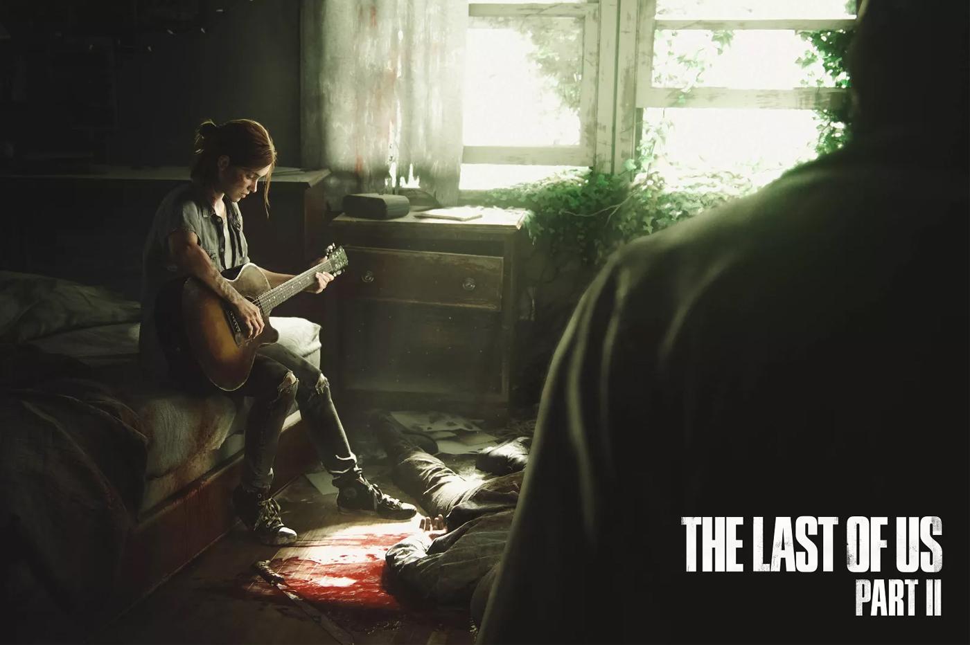 The Last Of Us Part II jeu