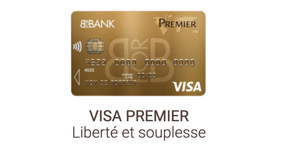 La Carte Visa Premier