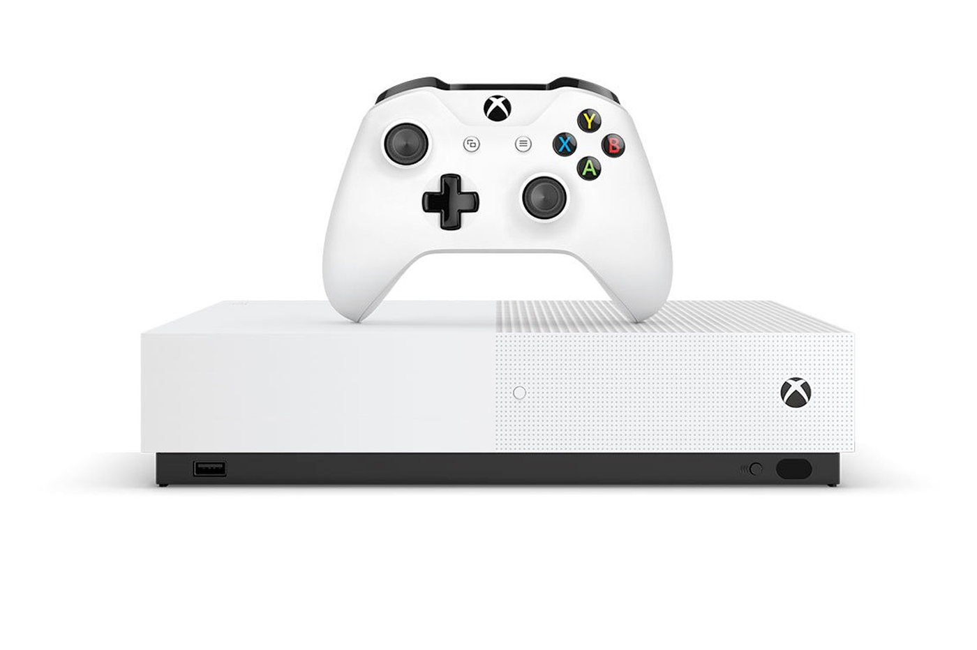 Xbox One S Digital prix date