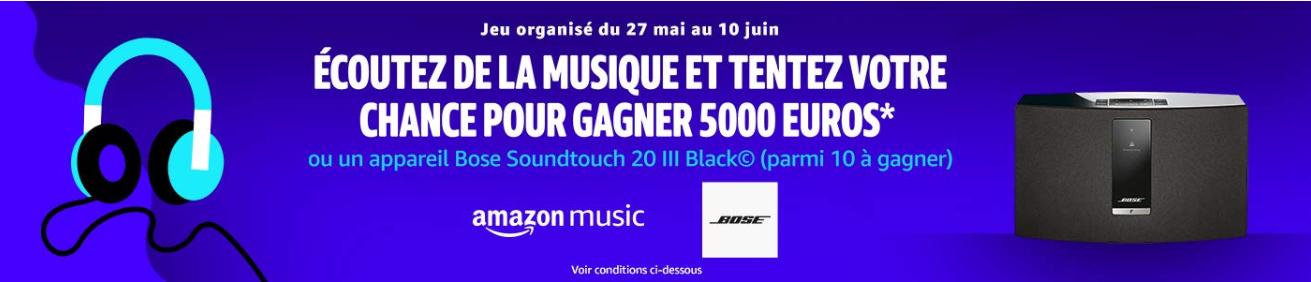 Concours Playlist 5000