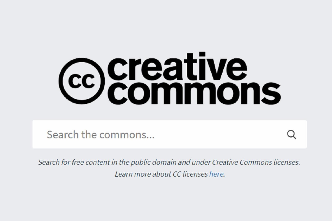 CC Search : 300 millions d'images gratuites, et ce n'est qu'un début