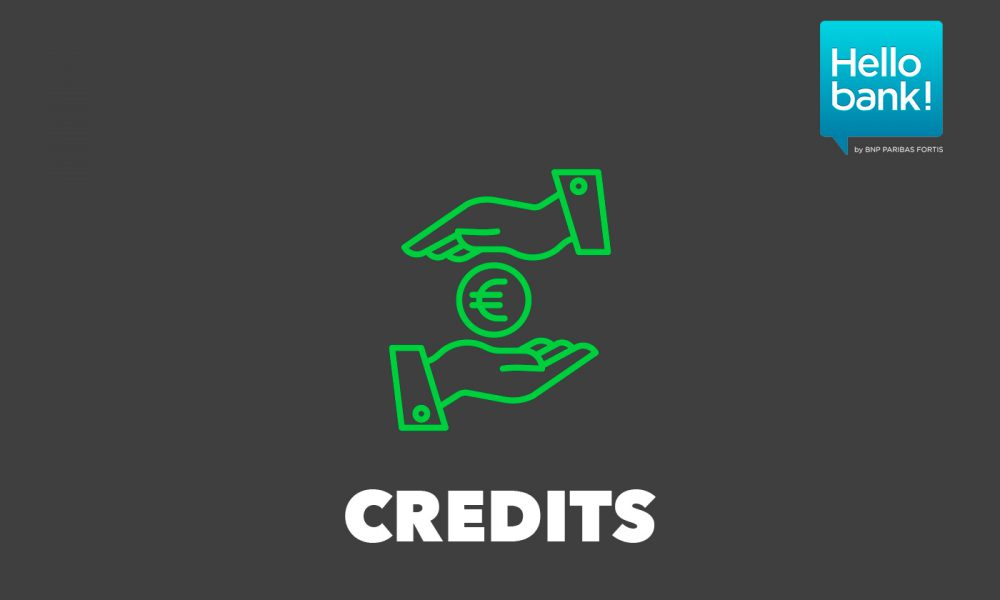 Credits Hello Bank