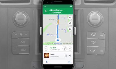 Google Assistant lors de la Google IO