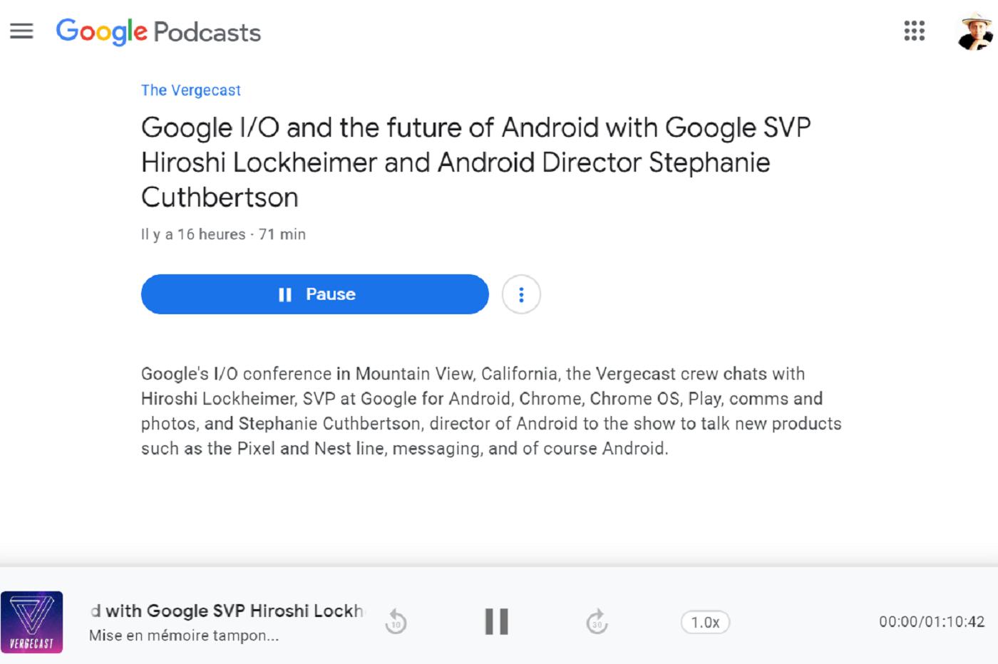 Google met les podcasts au premier rang sur son moteur de recherche