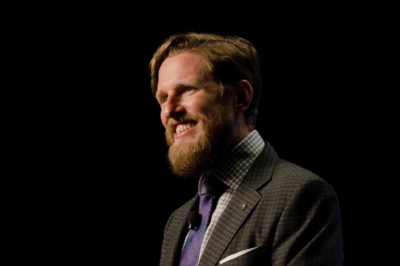 Matt Mullenweg, fondateur d'Automattic