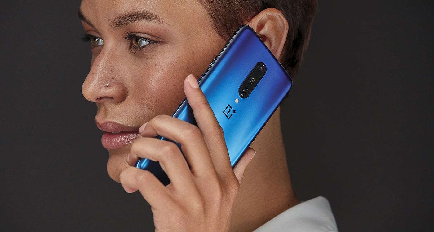 OnePlus 7 Pro Bleu