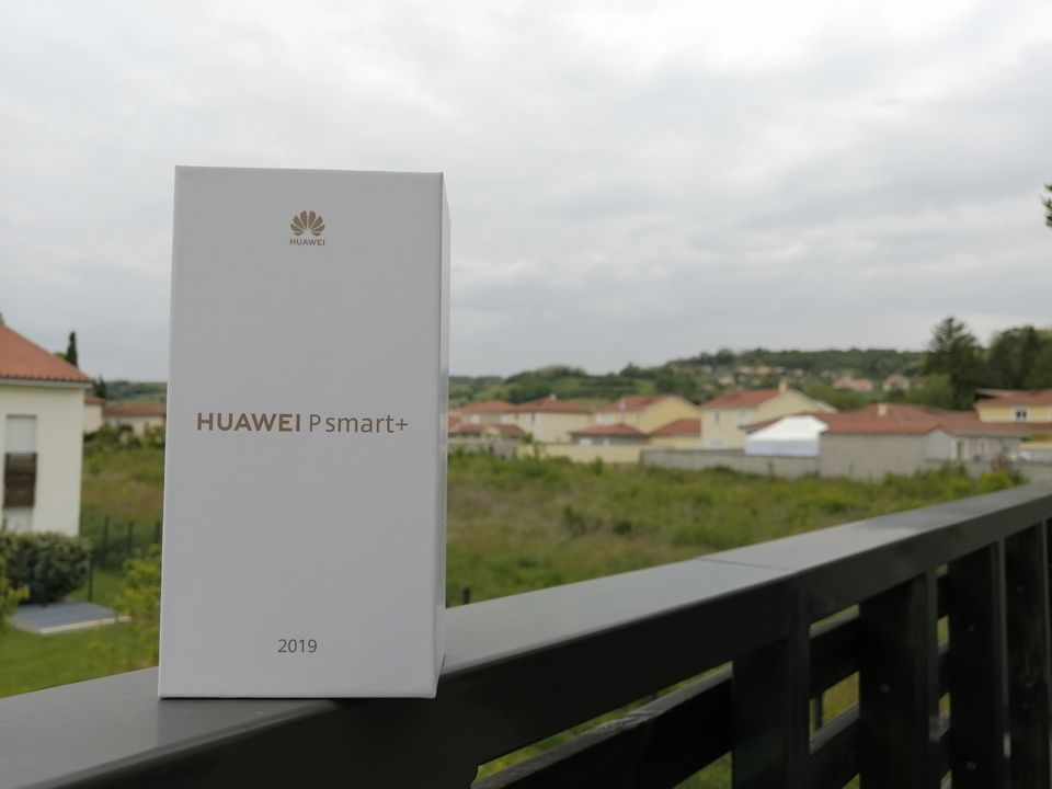 Photo Huawei Psmart Plus