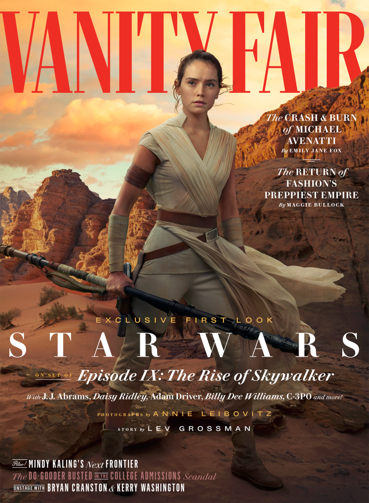 Images Inédites Star Wars IX