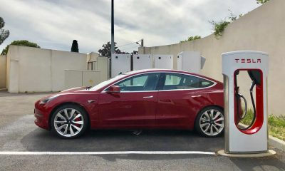 Tesla Model 3 Performance Superchargeur