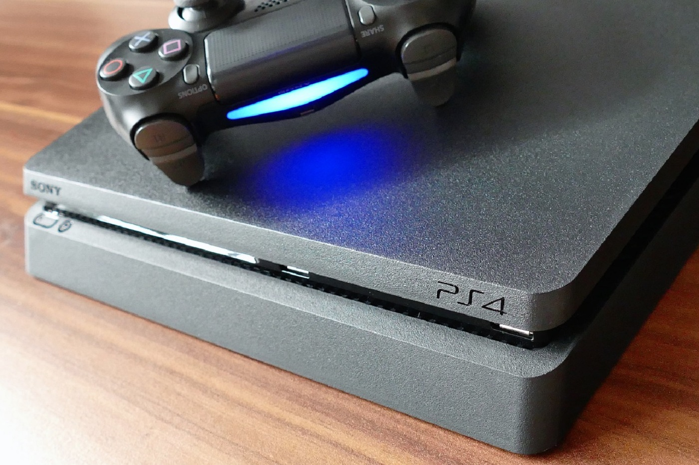 Une PlayStation 4