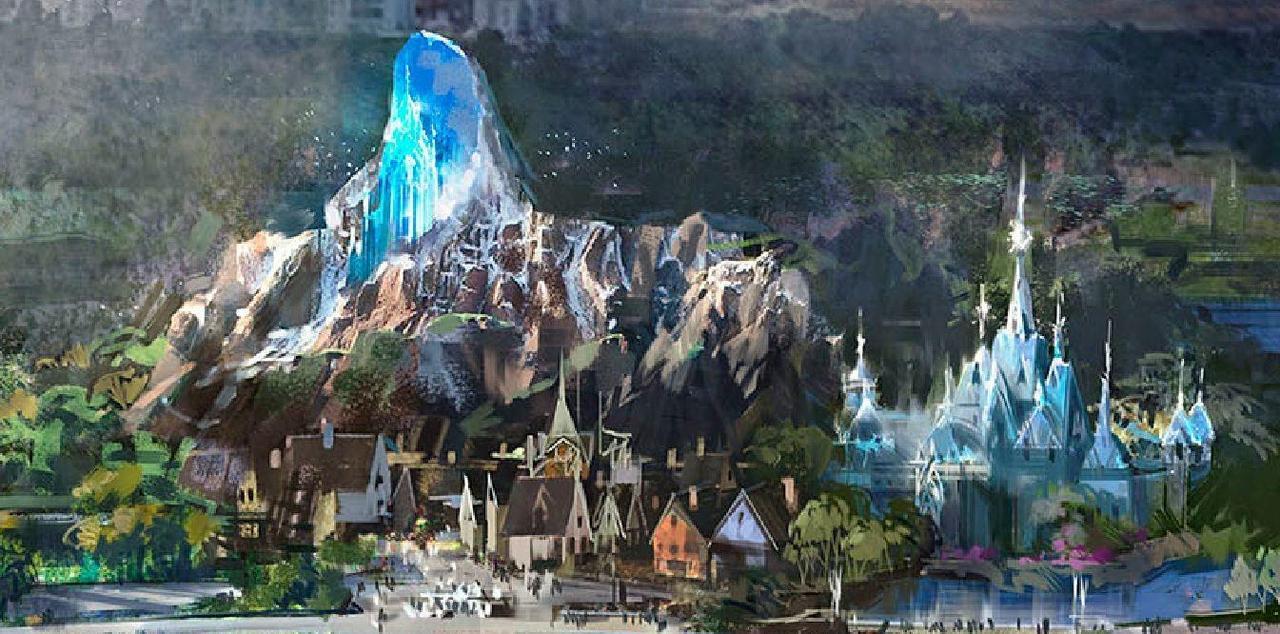 Agrandissement Disneyland Paris