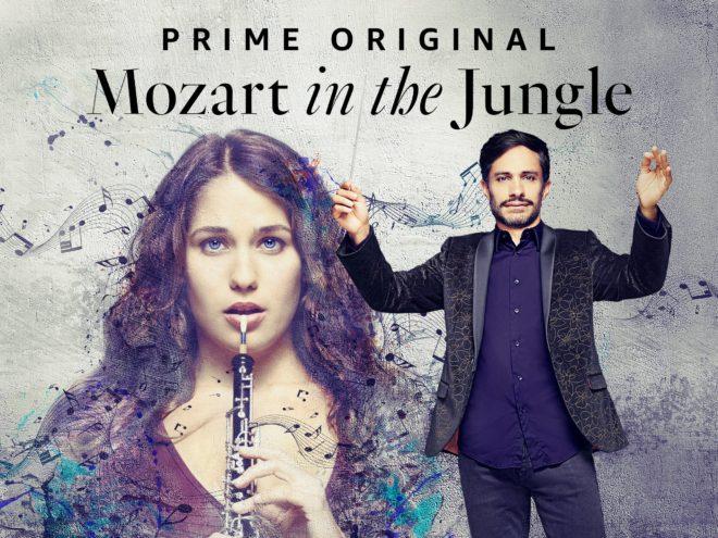 Amazon Prime Video Mozart in the Jungle