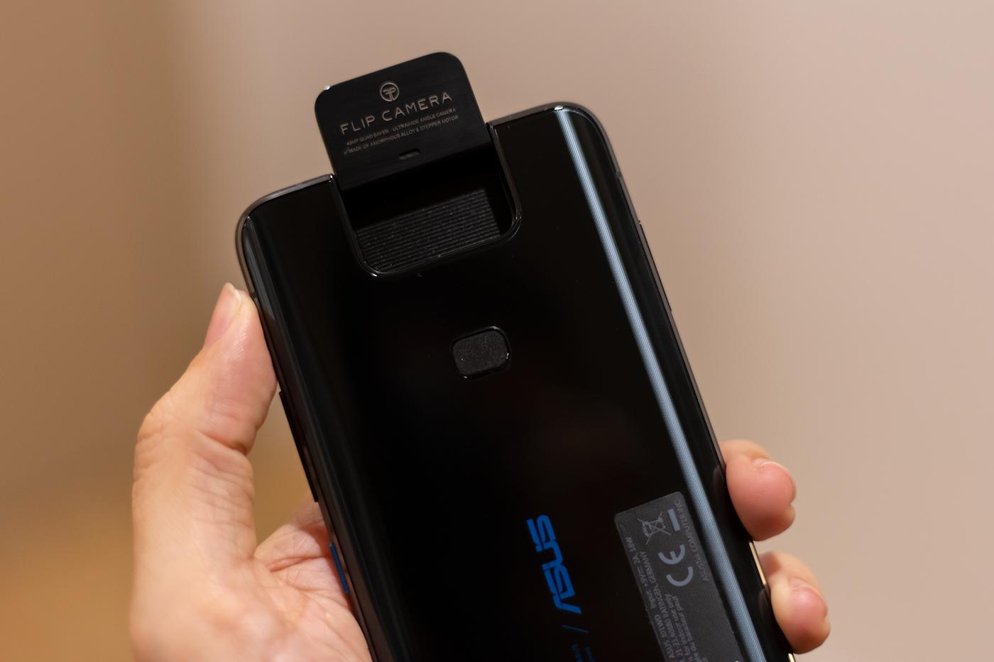 Flip Camera Asus Zenfone 6
