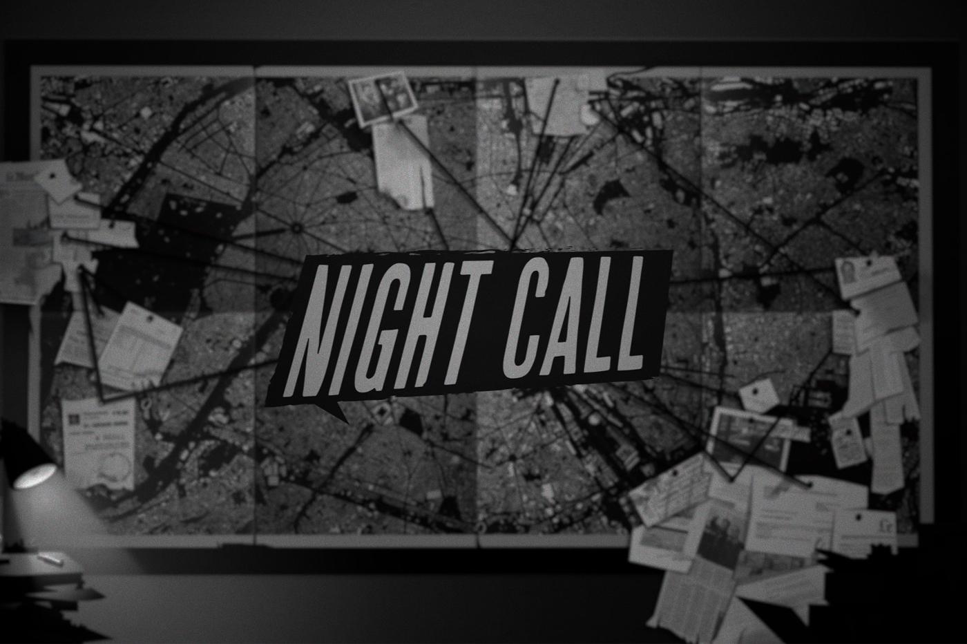 Nous avons testé en avant-première Night Call, et cela s'annonce très bon