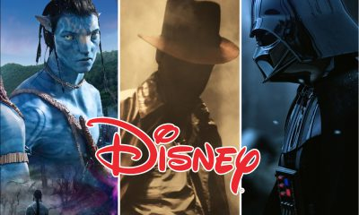 Avatar, Star Wars, Indiana Jones, Disney