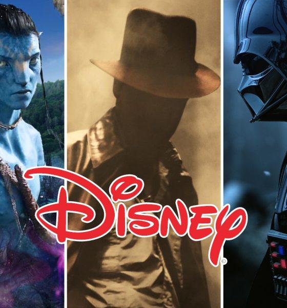 Avatar, Star Wars, Indiana Jones, Disney