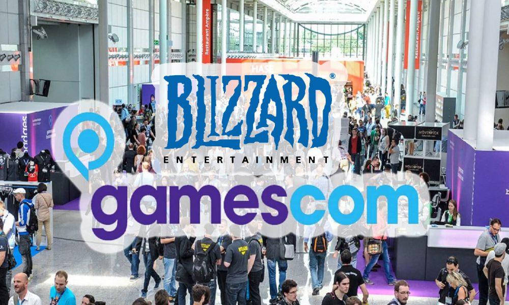 Pourquoi Blizzard n'ira pas Gamescom 2019
