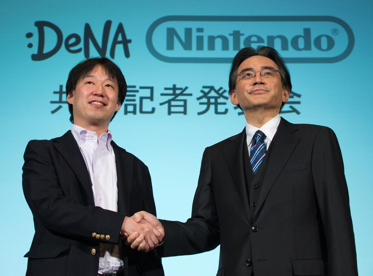 Nintendo et DeNa