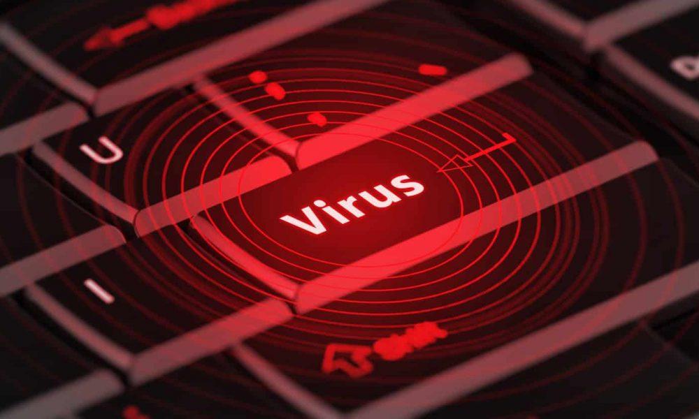 Un ordinateur infecté avec six virus s'est vendu un million dollars